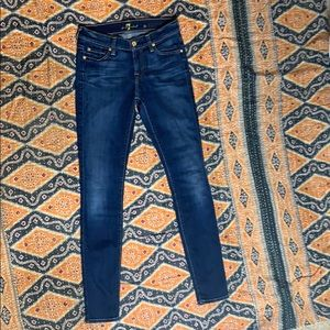 7 For All Mankind the Skinny 27